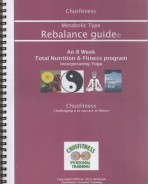 The Rebalance guide -Nutritionally Fit